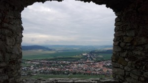 Zipser Burg Ausblick